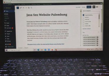 Jasa Seo Website Palembang