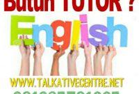 Les Bahasa Inggris Online
